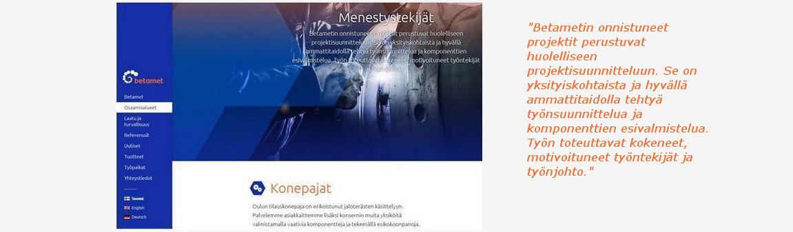 Lähde: http://www.betamet.fi/