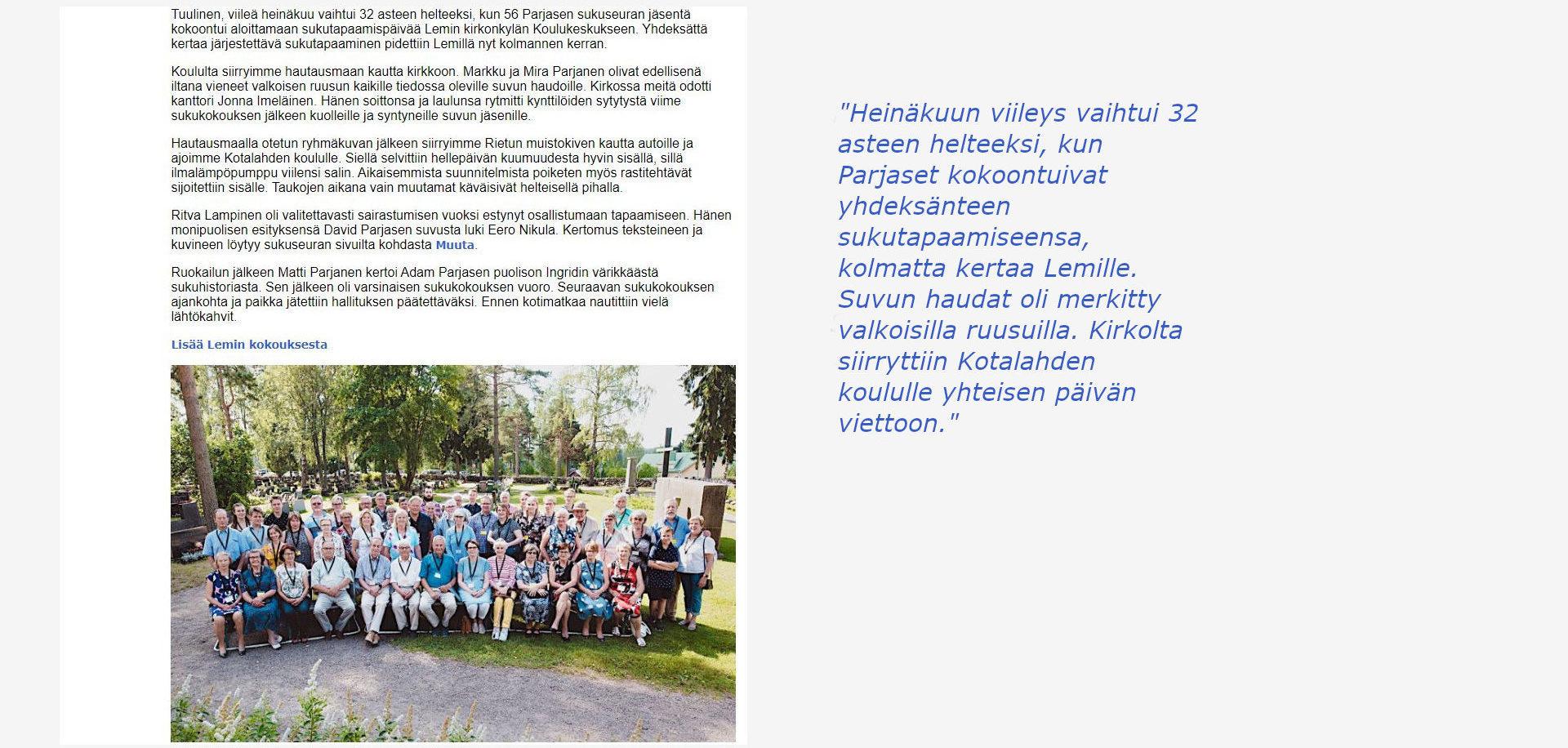 Lähde: http://www.parjasensukuseura.fi/